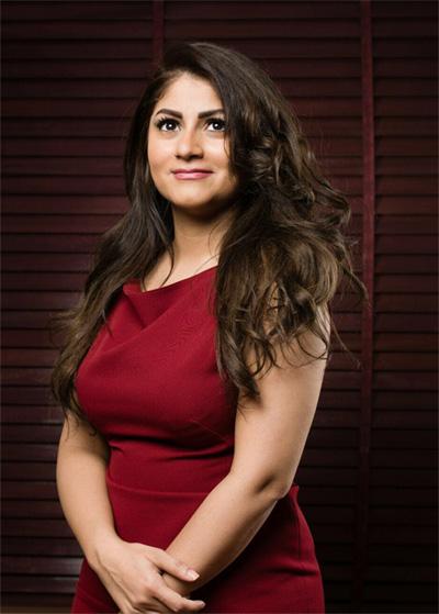 Faten Al Haddad